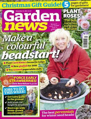 Garden News NR.46 2015