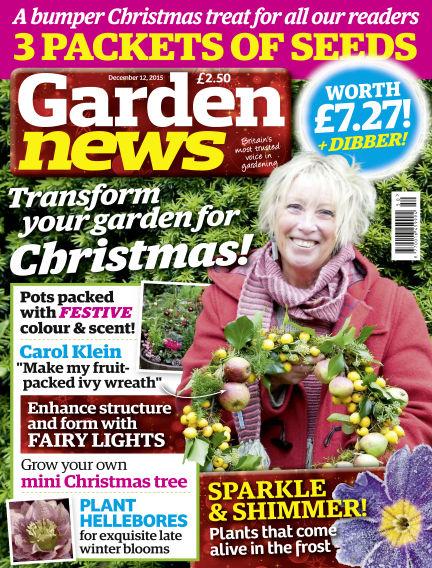 Garden News December 08, 2015 00:00