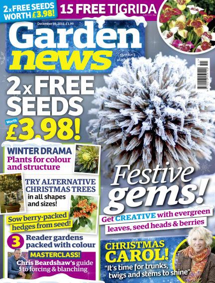 Garden News December 15, 2015 00:00