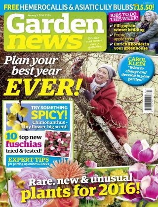 Garden News NR.01 2016