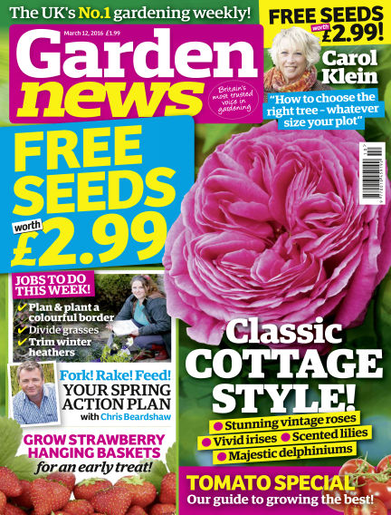 Garden News March 08, 2016 00:00