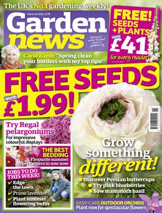 Garden News NR.11 2016