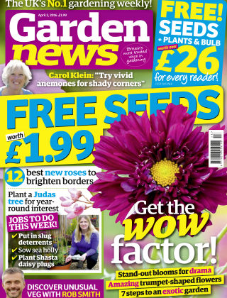 Garden News NR.13 2016