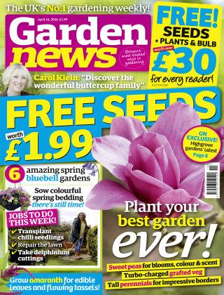 Garden News NR.15 2016
