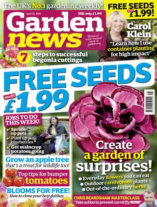 Garden News NR.16 2016