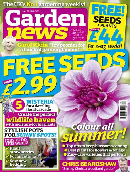 Garden News May 17, 2016 00:00
