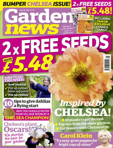 Garden News May 24, 2016 00:00