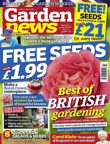 Garden News June 07, 2016 00:00