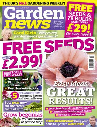 Garden News NR.24 2016