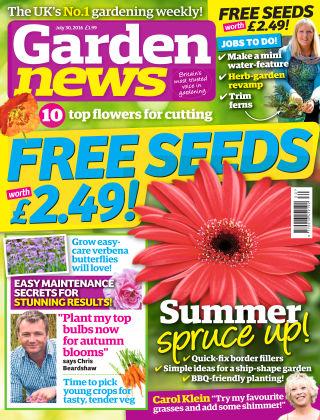 Garden News NR.30 2016