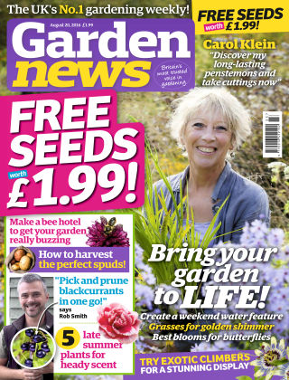 Garden News NR.33 2016