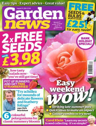 Garden News NR.34 2016