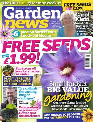 Garden News NR.35 2016