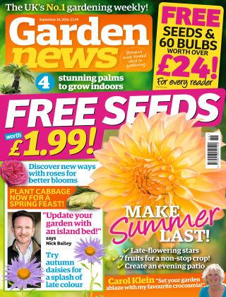 Garden News NR.36 2016