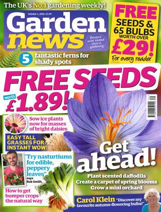 Garden News NR.39 2016