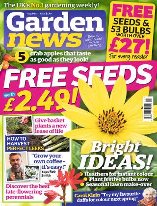 Garden News NR.41 2016