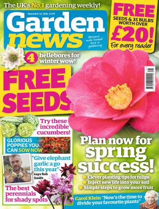 Garden News NR.45 2016