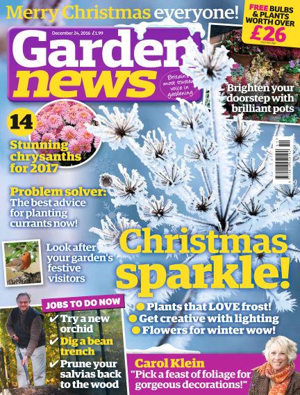 Garden News December 20, 2016 00:00