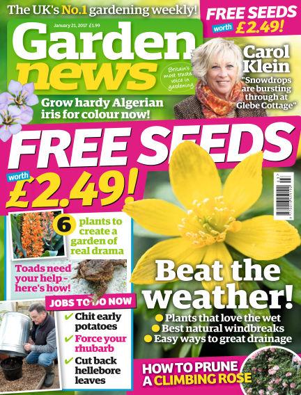 Garden News January 17, 2017 00:00