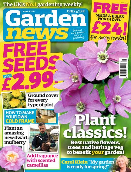 Garden News February 28, 2017 00:00