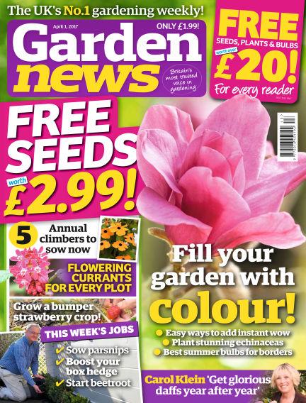 Garden News March 28, 2017 00:00