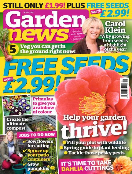 Garden News April 04, 2017 00:00