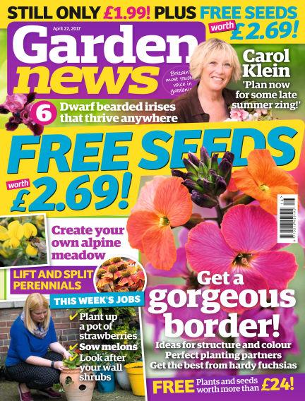 Garden News April 18, 2017 00:00