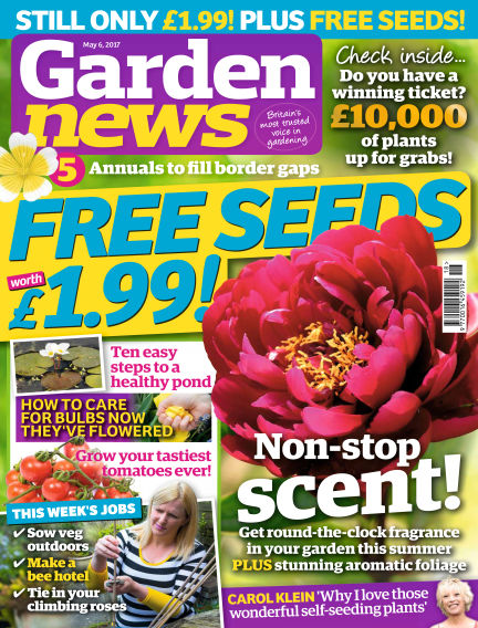 Garden News May 02, 2017 00:00