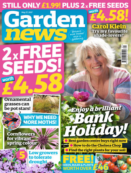 Garden News May 23, 2017 00:00