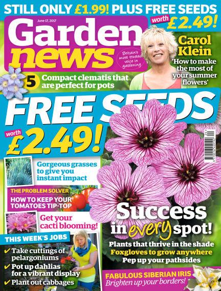 Garden News June 13, 2017 00:00