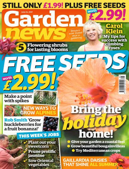 Garden News June 20, 2017 00:00