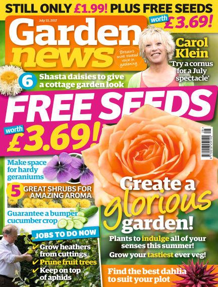 Garden News July 11, 2017 00:00