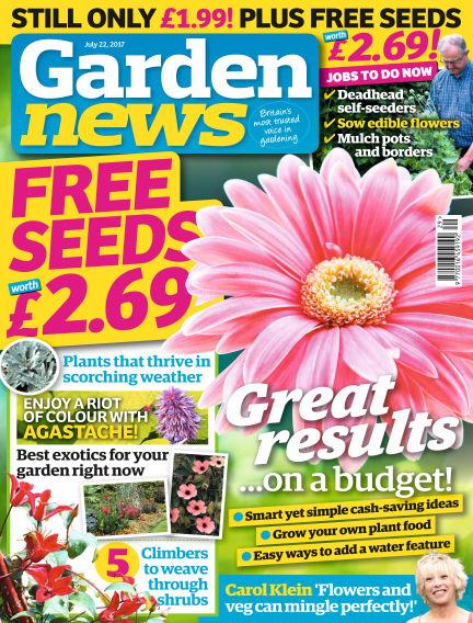Garden News July 18, 2017 00:00