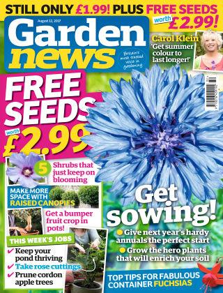 Garden News NR.32 2017