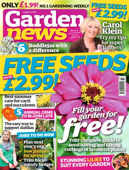 Garden News August 15, 2017 00:00