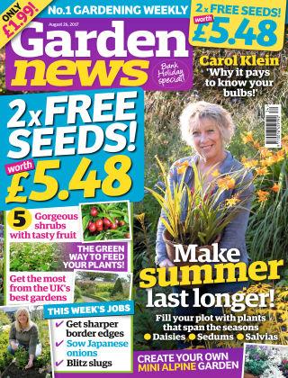 Garden News NR.34 2017