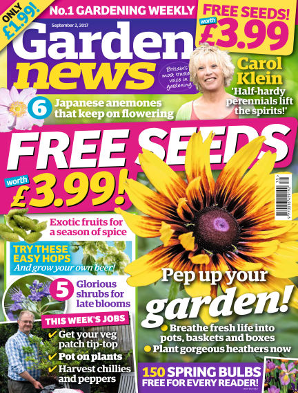 Garden News August 29, 2017 00:00