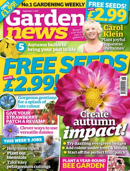 Garden News September 05, 2017 00:00