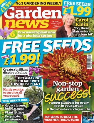 Garden News NR.38 2017