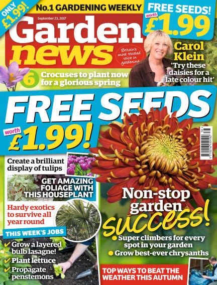 Garden News September 19, 2017 00:00