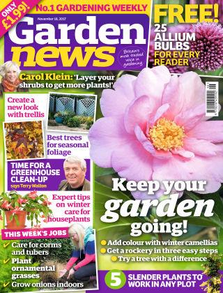 Garden News NR.46 2017