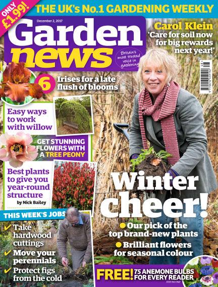 Garden News November 28, 2017 00:00