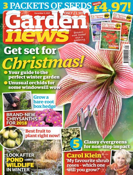 Garden News December 05, 2017 00:00