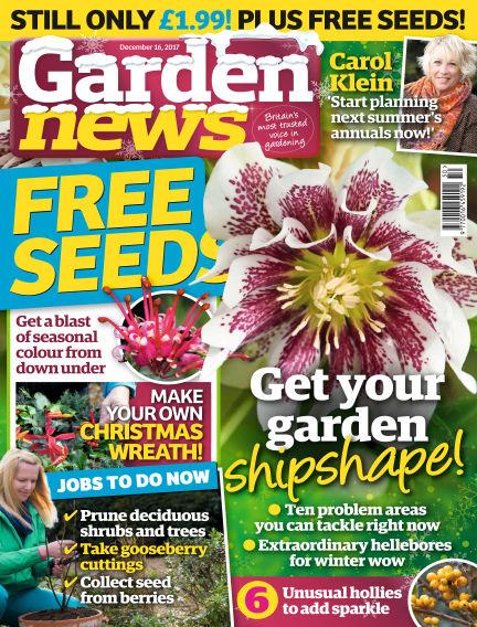 Garden News December 12, 2017 00:00