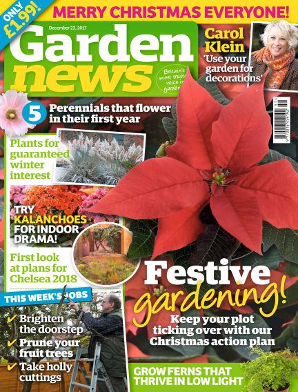 Garden News December 19, 2017 00:00