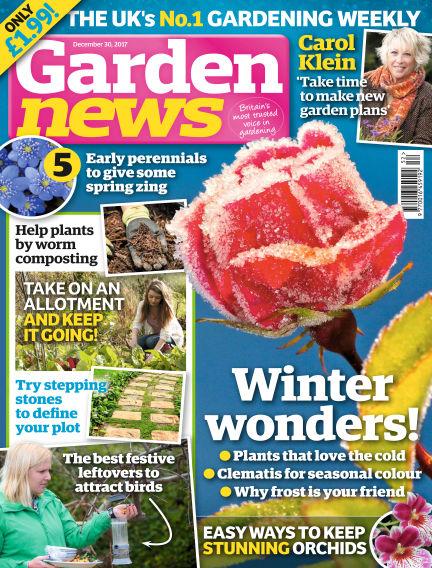 Garden News December 27, 2017 00:00