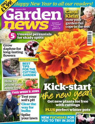 Garden News NR.01 2018