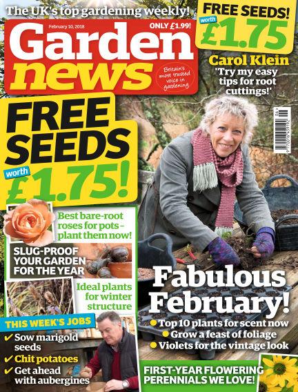 Garden News February 06, 2018 00:00