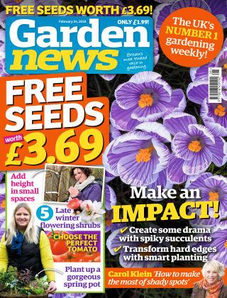 Garden News NR.08 2018