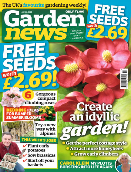 Garden News April 04, 2018 00:00